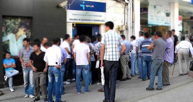 İşsizlik Sigortası Fonu ödemeleri yüzde 35 arttı