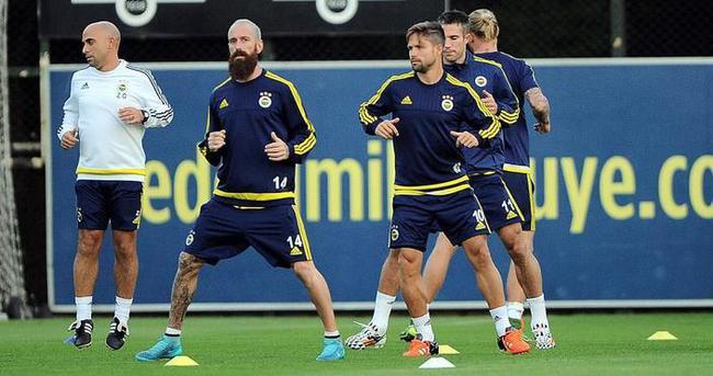 Fenerbahçe, günü izinli olarak geçirdi