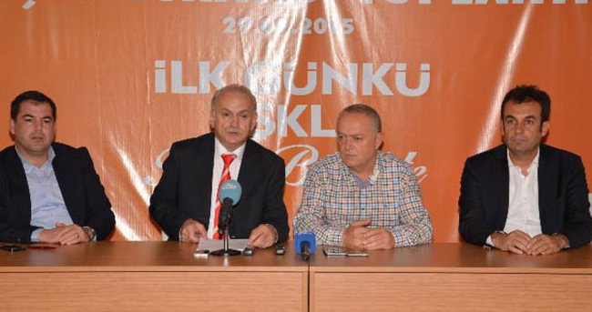 CHP'li Belediye Başkanı Şahin'e soruşturma
