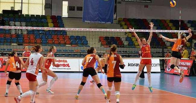 Galatasaray, Bakü'ye diş geçiremedi