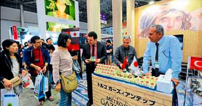Gaziantep'in turizmi Japonya'da tanıtıldı