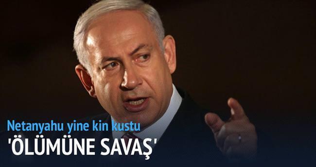 İsrail'den Filistin'e 'ölümüne savaş'