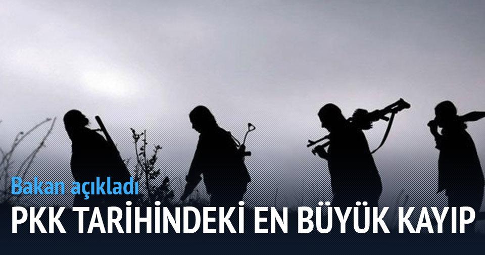 PKK tarihindeki en büyük kayıp!