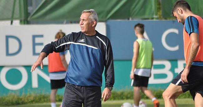 Erciyesspor'un hocası istifa etti