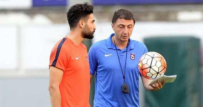 Mehmet Ekici, Shota'ya kırgın!