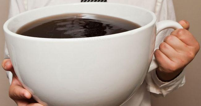 Fazla kahve dişleri sarartıyor