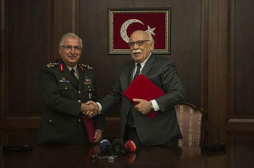 TSK ve MEB, Fatih Projesi'nde imzaları attı