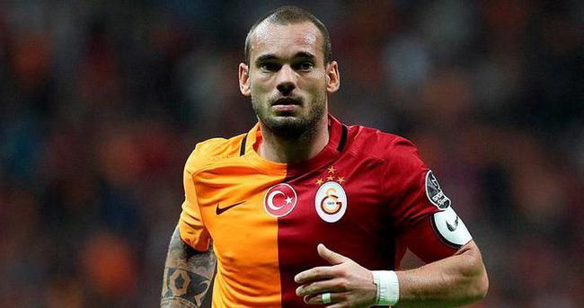 Sneijder'in hayalinde ABD var
