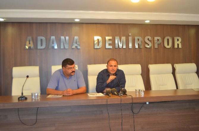 Adana Demirspor Başkanı Sözlü'den Haksızlık İsyanı