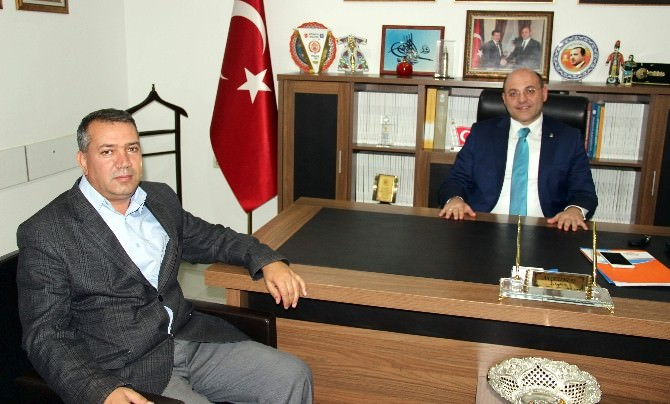 AK Parti Kütahya İl Başkanı Ali Çetinbaş: Türkiye'nin Umuduyuz