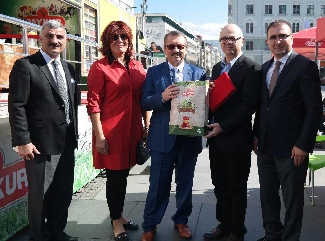 Bosna-hersek'de Türk Tadı