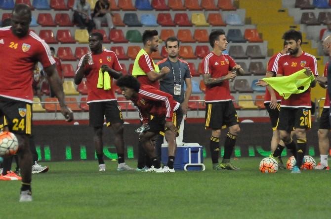 Süper Lig'de En Az Gol Atan Takım Kayserispor