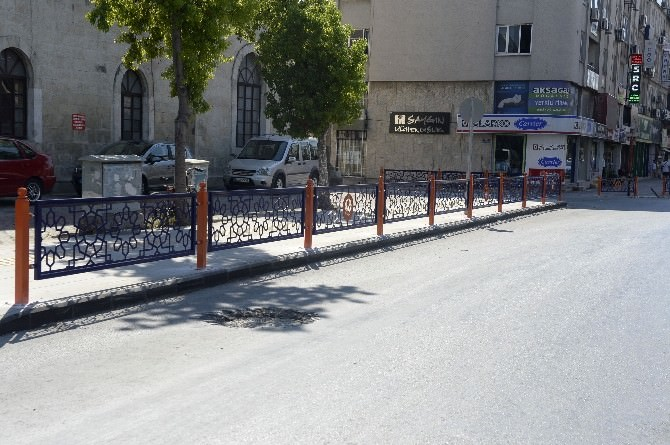 Mersin'de Yaya Güvenliği Çalışmaları