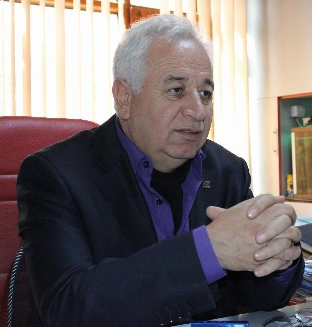 Seyfe Gölü Ekoloji Dernek Başkanı Ömer Çetiner: