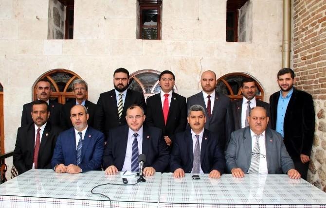 Saadet Partisi, Hatay'da Milletvekili Adaylarını Tanıttı