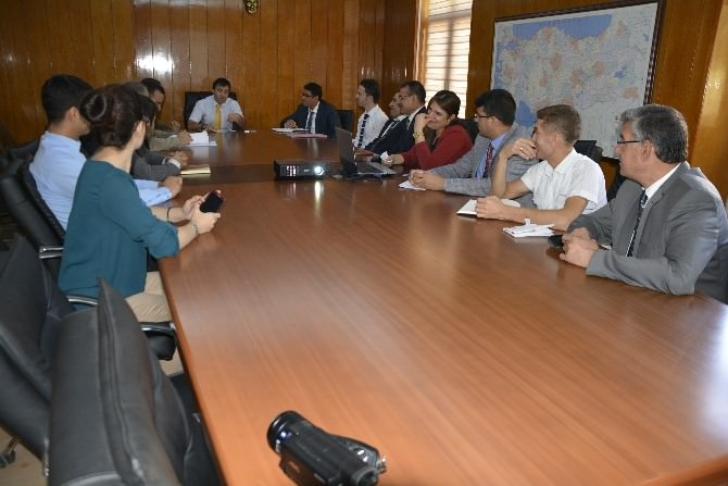 Viranşehir'de Bimer Eğitim Toplantısı Düzenlendi