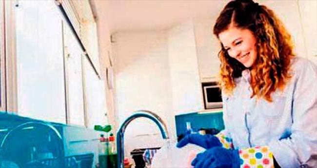 Bulaşık yıkamak strese iyi geliyor