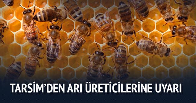 Tarsim'den arı üreticilerine 'Sigortanızı İhmal Etmeyin' çağrısı