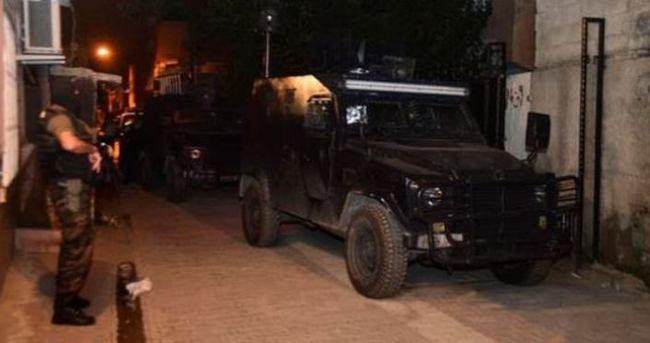 Tunceli'de terör örgütü operasyonu...