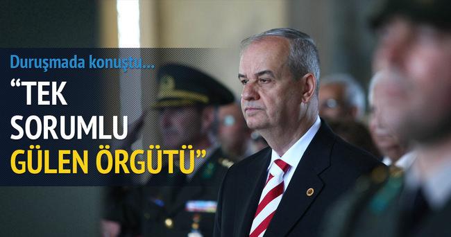 İlker Başbuğ: Gülen'in amacına ulaşmasına tek engel TSK idi