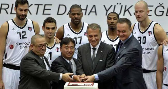 Beşiktaş, Sompo Japan Sigorta ile anlaştı