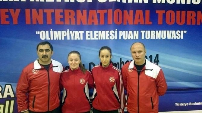 Erzincanlı Badmintoncular Hırvatistan'dan Madalya İle Döndüler