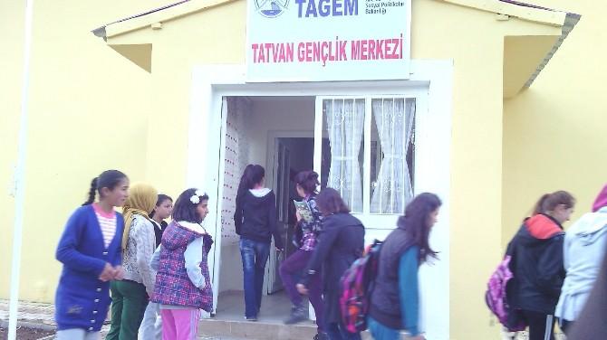 Tatvan Gençlik Merkezi 21 Kurs Açacak