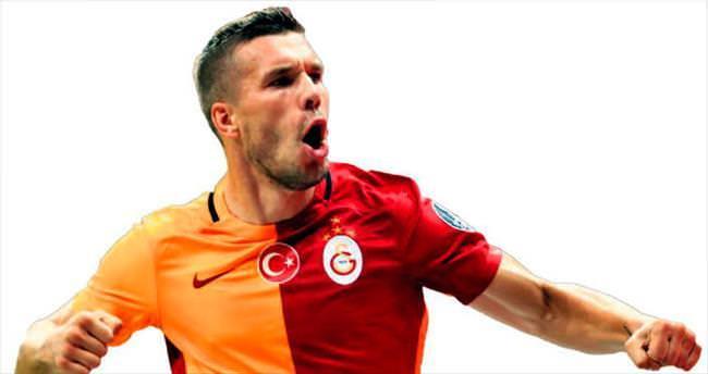 Podolski'ye test Sinan santrfora