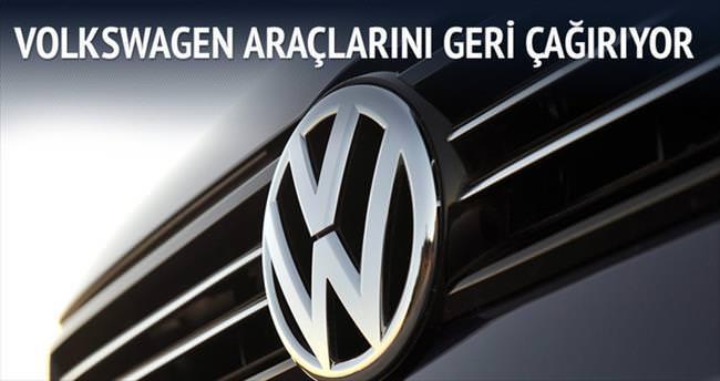 Milyonlarca Volkswagen ocakta geri çağrılacak