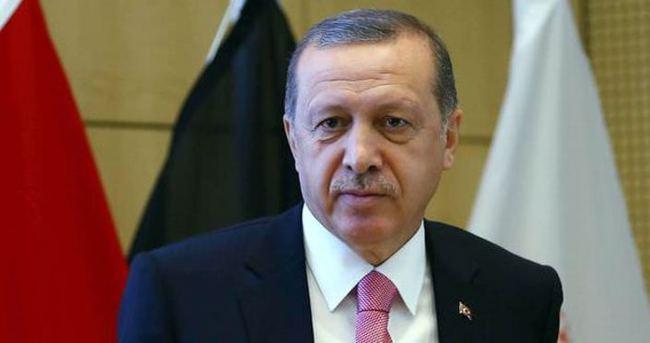 Cumhurbaşkanı Erdoğan'a fahri doktora ünvanı verildi