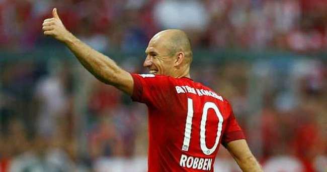 Galatasaray Robben'i alabilir