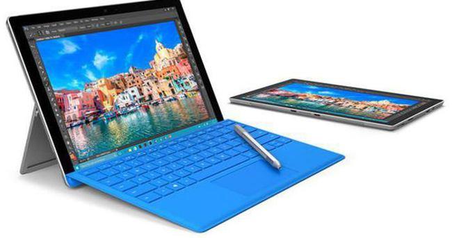 Microsoft Surface Pro 4 ve tüm özellikleri