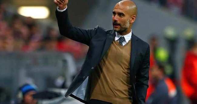 Guardiola Manchester City yolcusu