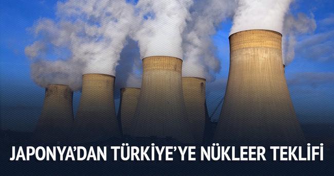 Japonya'dan Türkiye'ye nükleer teklifi