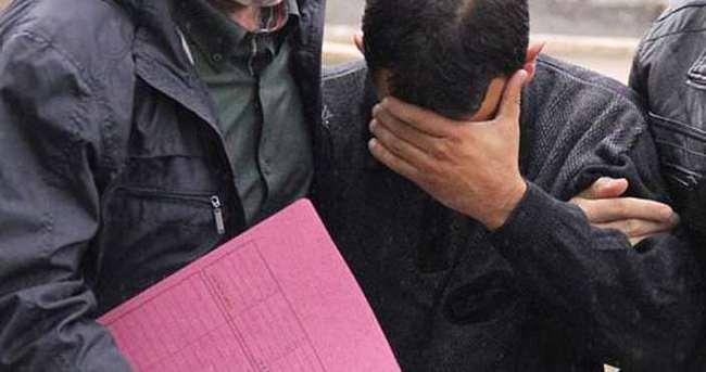 TIR sürücüsü cinsel tacizden tutuklandı