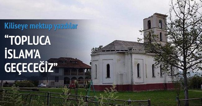 Sırbistan'dan kiliseye mektup: İslâm'a geçeceğiz