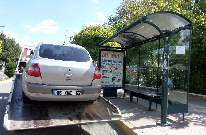 Hatalı Park Edilen Araçlar Kaldırılıyor