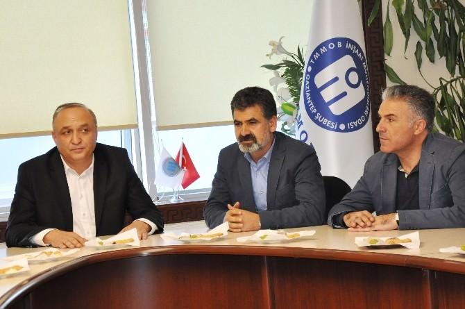 """HDP Milletvekili Adayı Osman Demirci """"Şehircilik Projeleri İnsan Odaklı Olmalı"""""""