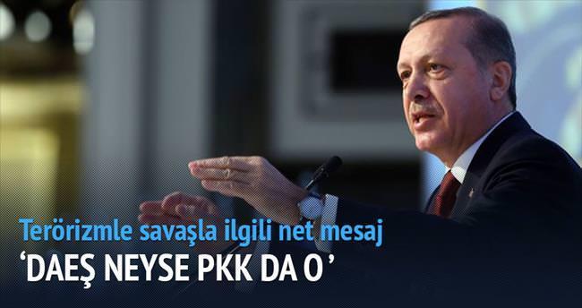 DAEŞ neyse PKK da o