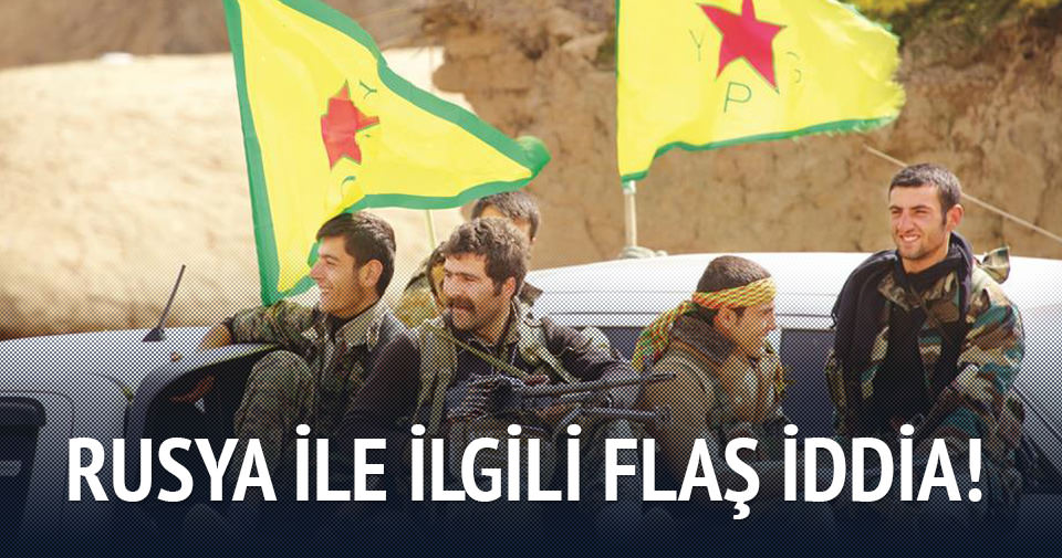 PYD Rusya için savaşa hazır!