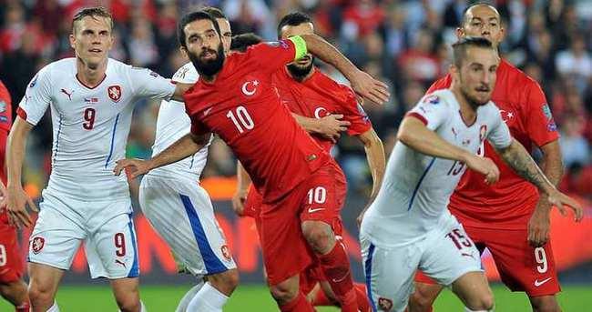 Çek Cumhuriyeti - Türkiye maçı ne zaman saat kaçta hangi kanalda?