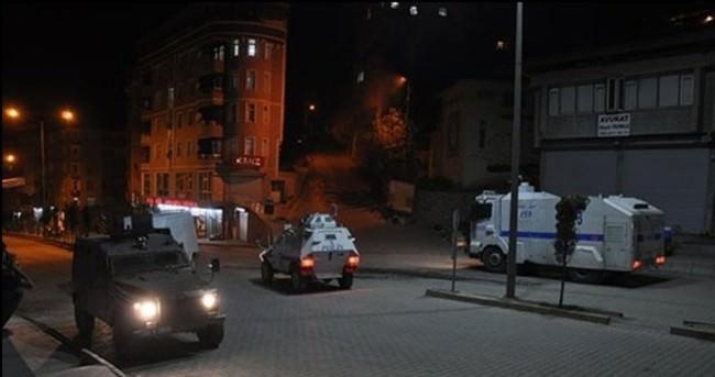 Silopi'de sokağa çıkma yasağı kaldırıldı