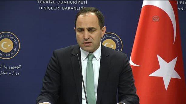 Bilgiç: Türkiye'nin NATO'dan asker talebi yok
