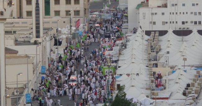 Mina'da ölen Türk hacı sayısı 7'ye yükseldi