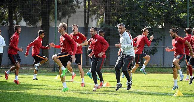 İşte Galatasaray'ın Panthrakikos maçı kadrosu