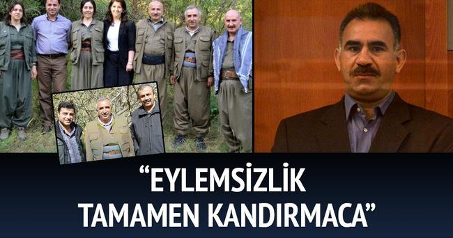 Yalçın Akdoğan: Eylemsizlik tamamen kandırmaca