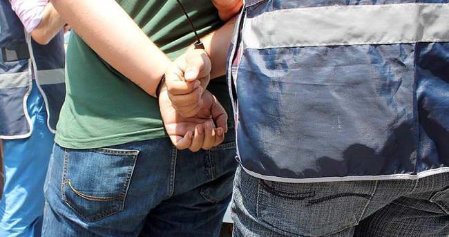 Üç hırsızlık zanlısı tutuklandı