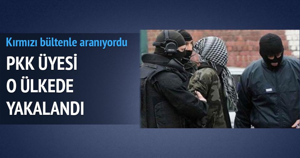 İspanya'da terör örgütü PKK üyesi yakalandı