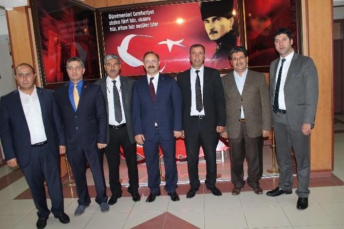 Orhan Deligöz: Taşeron İşçiler AK Parti İle Gülecek