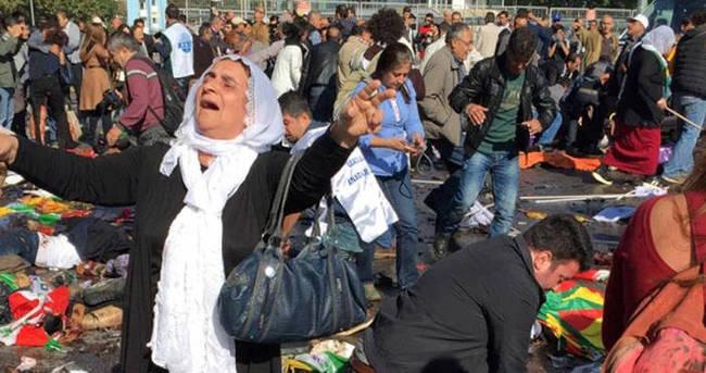 Ankara'da patlama: 86 ölü, 28'i ağır 186 kişi yaralı